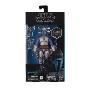 PRE-ORDER Star Wars Black Series Gaming Greats Jango Fett (1 PER CUSTOMER)