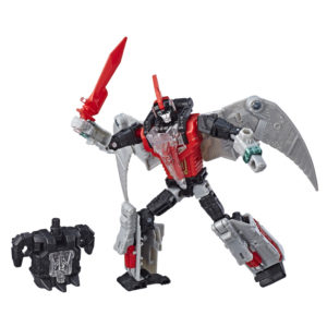 Transformers Generation Selects Red Swoop