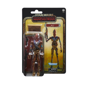PRE-ORDER Star Wars 6″ Mandalorian Credit Collection IG-11 (Max 1 Per Customer)