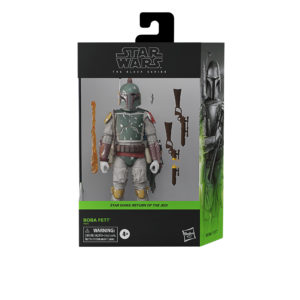 BALANCE PAYMENT ONLY Star Wars Black Series Deluxe Boba Fett