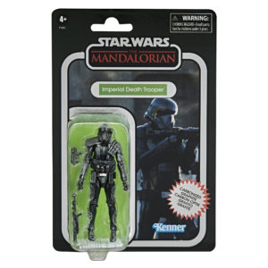 PRE-ORDER Star Wars Vintage Collection Carbonized Death Trooper