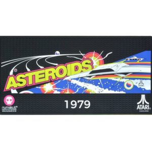 Official Asteroids Bath Mat / Floor Mat / Door Mat