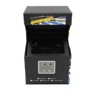Official Atari Asteroids Pin Bade Arcade Set