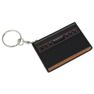 Official Atari 2600 Console Keychain