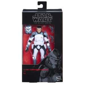 PRE-ORDER Star Wars Black Series Commander Wolffe (MAX 1 Per Customer)
