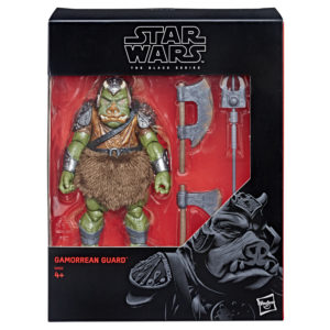PRE-ORDER Star Wars Black Series Deluxe Gamorrean Guard (MAX 2 Per Customer)