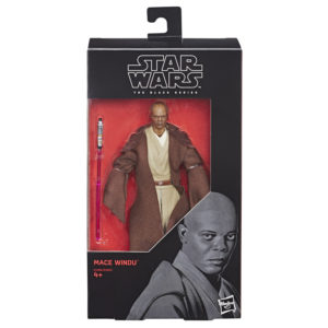 PRE-ORDER Star Wars Black Series Mace Windu