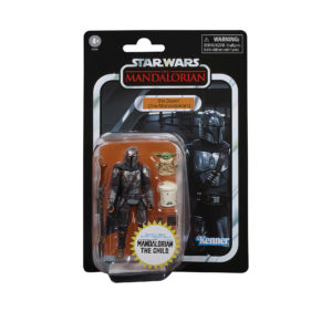 Star Wars Vintage Collection Mandalorian Din Djarin (Max 1 Per customer)