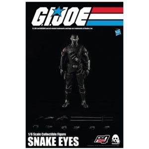 PRE-ORDER G.I. Joe ThreeZero 1/6 Scale Snake Eyes