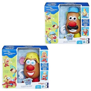 Mr Potato Head Fryin' High Set of 2 – Airplane and Helicopter