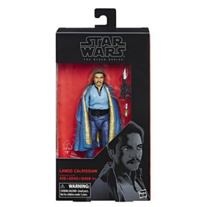 Star Wars 6″ Black Series Lando Calrissian