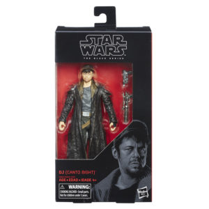 Star Wars 6″ Black Series DJ (Canto Bight)