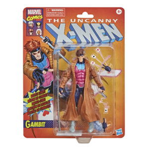 BALANCE PAYMENT ONLY Marvel Legends Retro X-Men Gambit