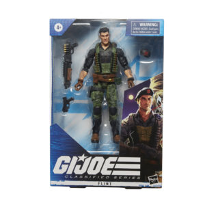 PRE-ORDER G.I. Joe Classified Series 6″ Flint