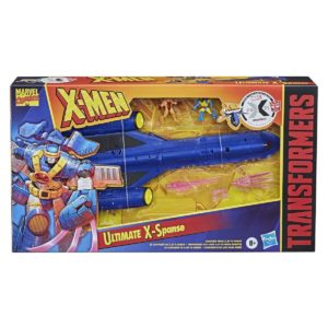 PRE-ORDER Transformers X Marvel Ultimate X-Spanse
