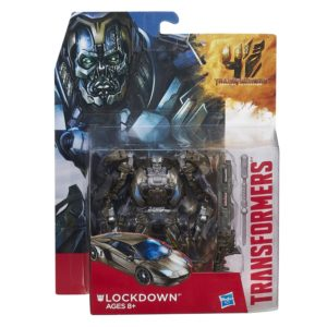 Transformers Age of Extinction Deluxe Lockdown (Max 1 Per Customer)