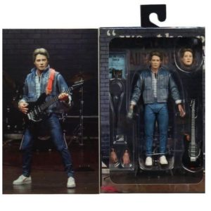 PRE-ORDER Neca Back to the Future Guitar Audition Marty 7″ Figure