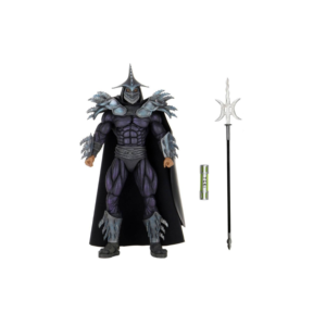PRE-ORDER Teenage Mutant Ninja Turtles 1991 Movie Super Shredder (Shadow Master) Figure