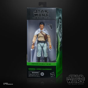 PRE-ORDER Star Wars Black Series General Lando Calrissian
