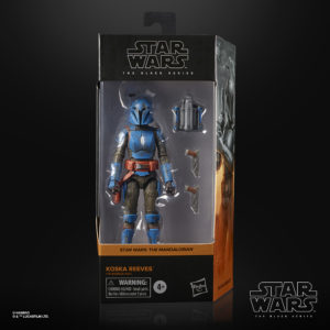PRE-ORDER Star Wars Black Series The Mandalorian Koska Reeves (Max 1 Per Customer)