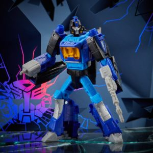 PRE-ORDER Transformers Shattered Glass Blurr