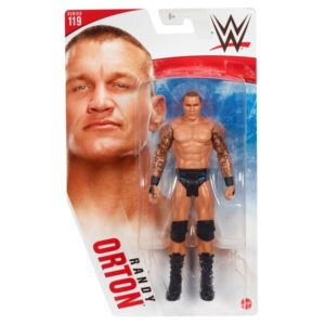 WWE Basic Series 119 Randy Orton