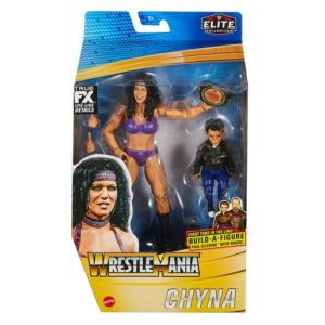 WWE Wrestlemania Elite Series Chyna