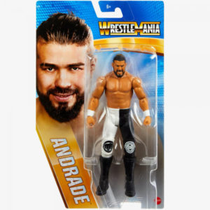 WWE Wrestlemania Basic Series Andrade