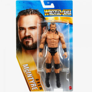 WWE Wrestlemania Basic Series Drew McIntyre