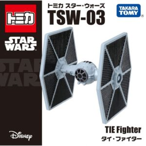 Star Wars Tomica TSW-03 Tie Fighter