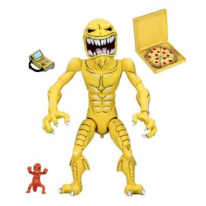 PRE-ORDER Teenage Mutant Ninja Turtles Cartoon 7″ Pizza Monster