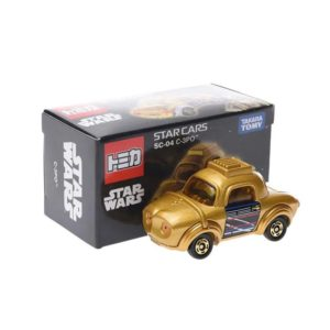 Star Wars Tomica SC-04 C-3PO Car