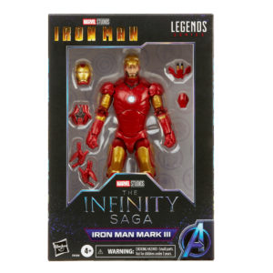 PRE-ORDER Marvel Legends Infinity Saga Iron Man MKIII
